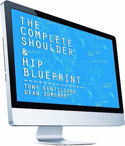 Complete Shoulder & Hip Blueprint e-cover