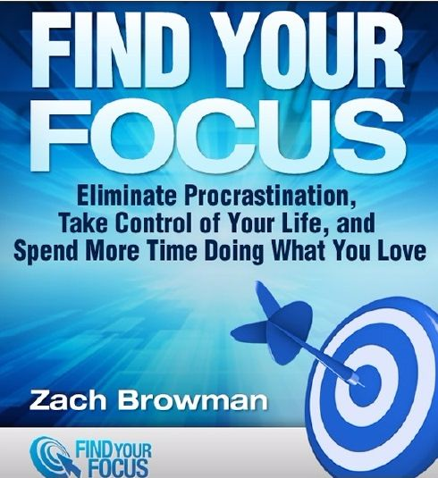 Find Your Focus e-cover