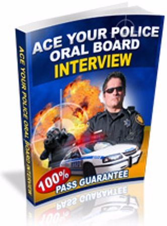 Police Oral Board e-cover