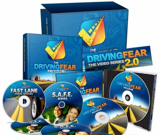 Driving Fear Program e-cover