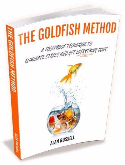 the Goldfish Method e-cover