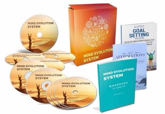 The Mind Evolution System e-cover