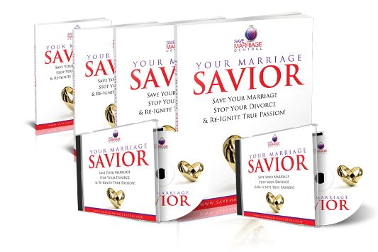 Your Marriage Savior e-cover