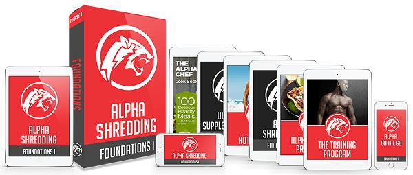 Alpha Shredding e-cover