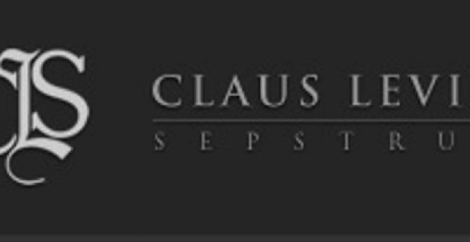 Claus Levin Sepstrup e-cover