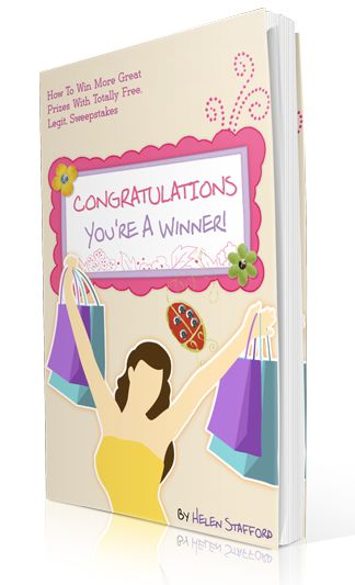 Congratulations You Are A Winner book