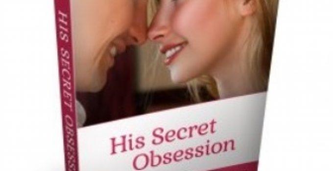 His Secret Obsession e-cover