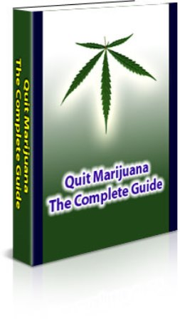 Quit Marijuana e-cover