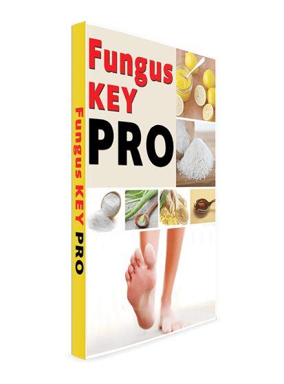 Fungus Key Pro e-cover