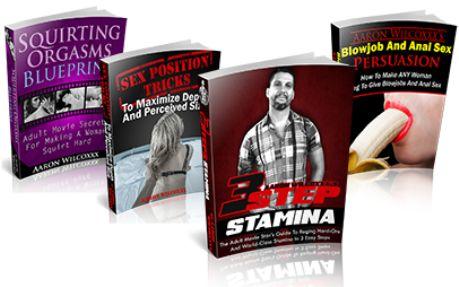 3 Step Stamina e-cover