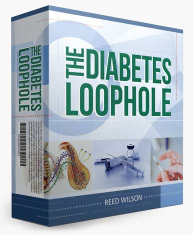 Diabetes Loophole e-cover