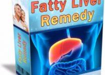 Fatty Liver Remedy e-cover
