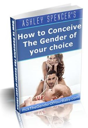 How To Conceive The Gender Of Your Choice e-cover