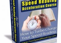 Speed Reading Acceleration Secrets e-cover