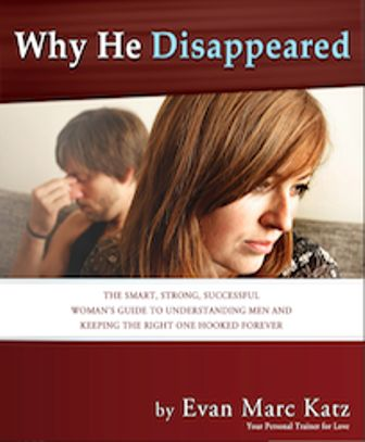 Why He Disappeared book cover