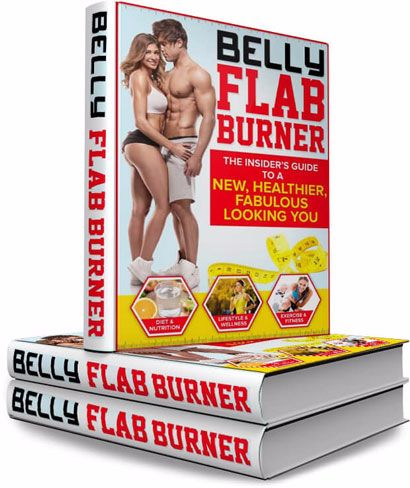 Belly Flab Burner e-cover