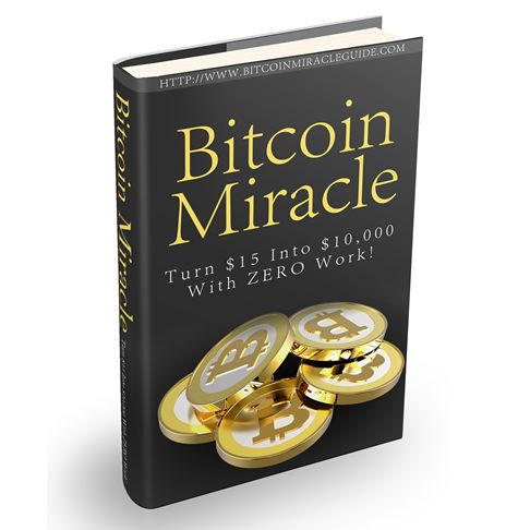 Bitcoin Miracle e-cover