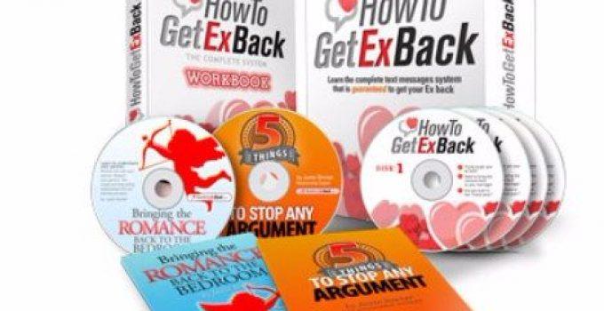 How To Get Ex Back e-cover
