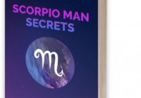 Scorpio Man Secrets e-cover