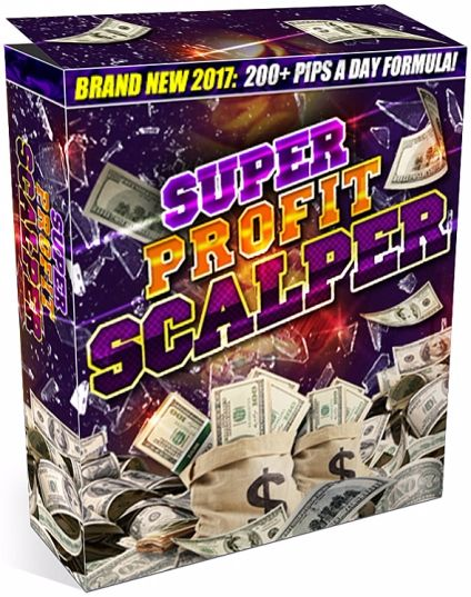 The Super Profit Scalper e-cover
