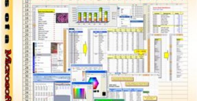 101 Secrets of a Microsoft Excel Addict e-cover