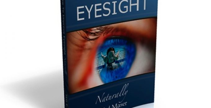 How To Improve Eyesight Naturally e-cover