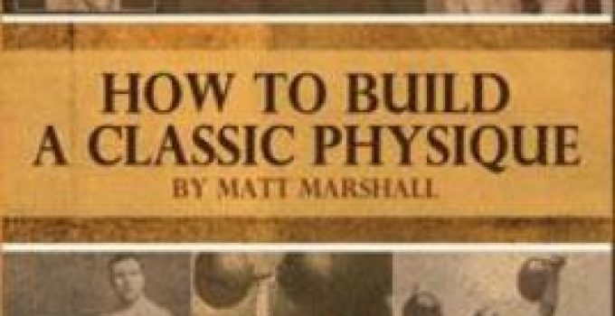 How to Build a Classic Physique e-cover