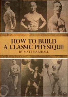 How to Build a Classic Physique e-cover