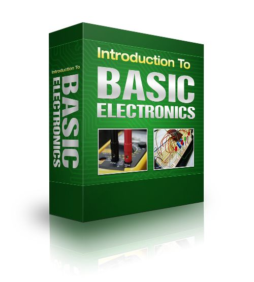 Introduction To Basic Electronics e-cover
