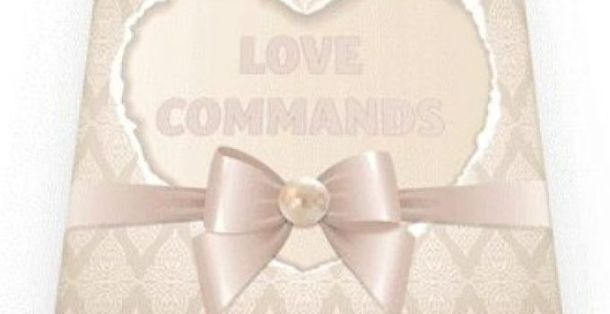 Love Commands e-cover