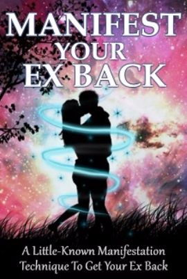 Manifest Your Ex Back e-cover