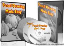 Pencil Drawing Made Easy e-cover