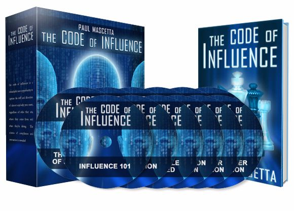 The Code Of Influence e-cover