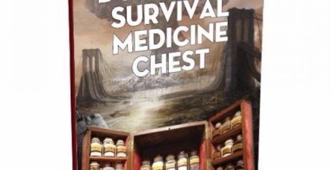 Doomsday Survival Medicine Chest e-cover