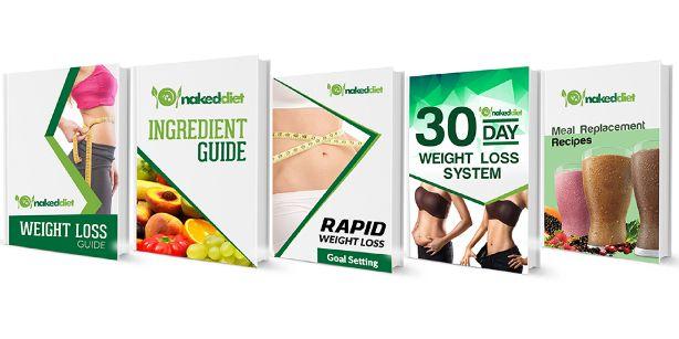 Naked Diet e-cover