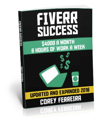 Fiverr Success e-cover