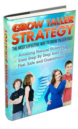 Grow Taller Strategy book cover