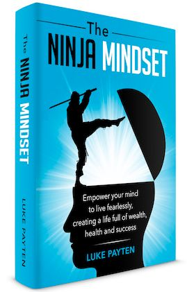 Ninja Mindset book cover
