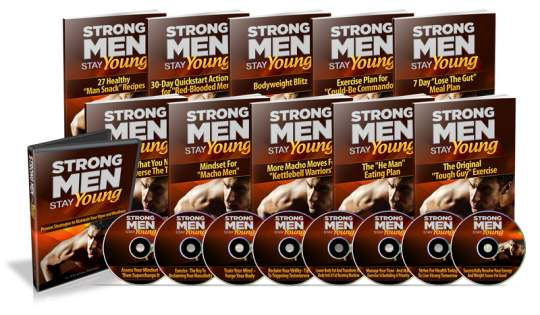Strong Men Stay Young e-cover