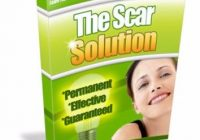 The Scar Solution ebook cover