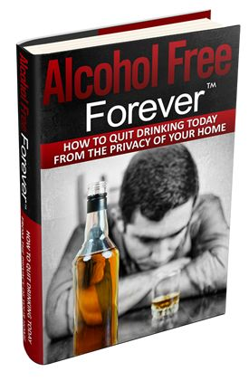 Alcohol Free Forever e-cover