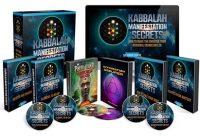 Kabbalah Manifestation Secrets book cover