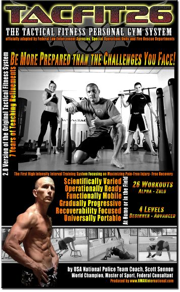 TACFIT26 book cover