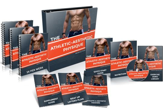 Athletic-Aesthetic Physique e-cover