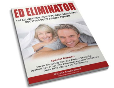 ED Eliminator book cover
