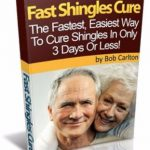 Fast Shingles Cure ebook cover