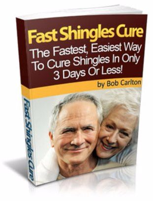 Fast Shingles Cure e-cover