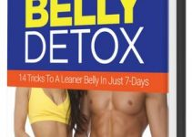 Lean Belly Detox e-cover