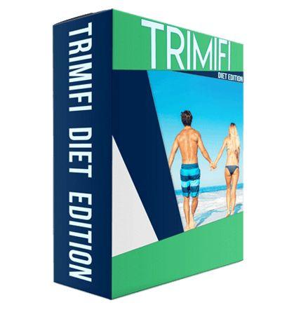 Trimifi Diet System e-cover