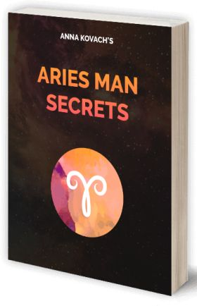 Aries Man Secrets e-cover